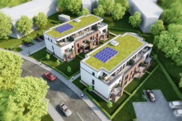 Sicher in die Zukunft! Neubau Syke City Parklage, 28857 Syke, Haus