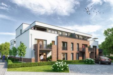 Lage, Lage, Lage! Neubau Syke City Parklage, 28857 Syke, Haus